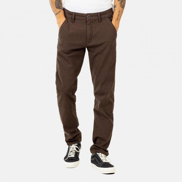 Reell Superior Flex Chino Diamond Brown