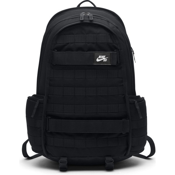 Nike SB RPM Skateboarding Backpack Black 01