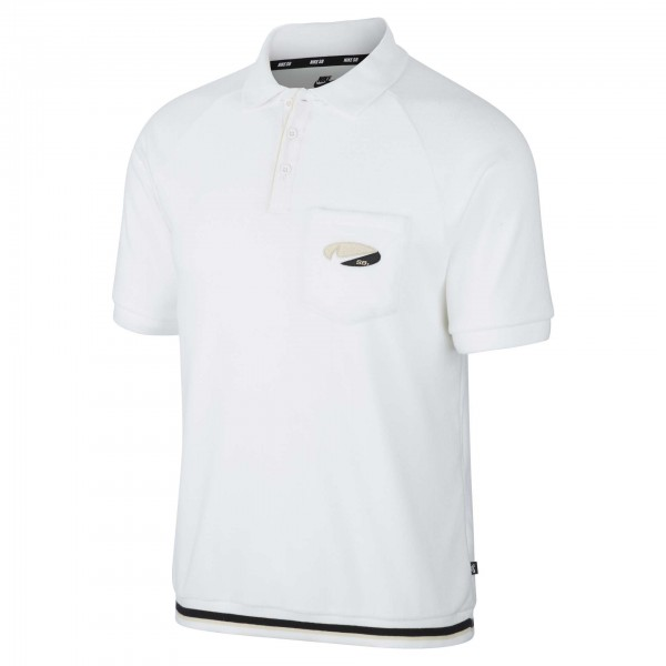 Nike SB Skate Polo Terry White