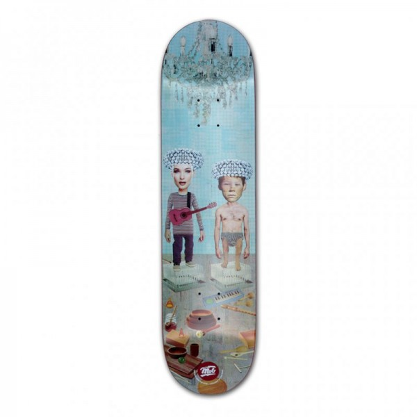 """MOB Skateboards Duo Deck – 8.0"""" 01"""