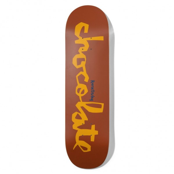 "Chocolate Skateboards Tershy Original Chunk Deck 8,5"" 01"
