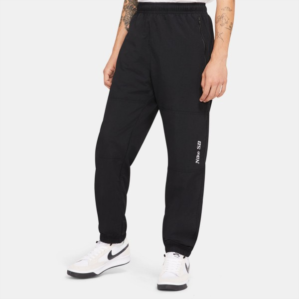 Nike SB SkateTrack Pant with Swoosh Black