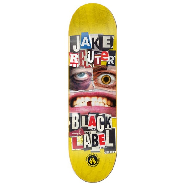 Black Label Jake Reuter NIP-TUCK 8.75""