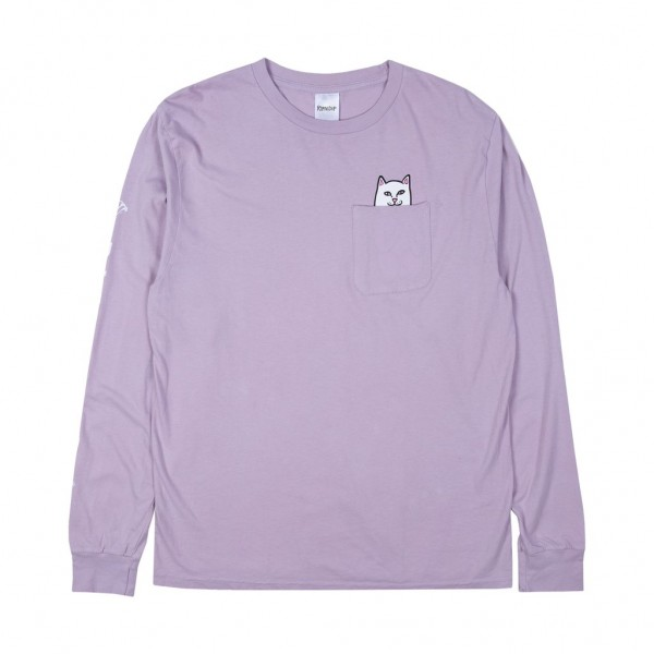 Rip-N-Dip-Lord-Nermal-Pocket-L/S-Purple-1511621-Zupport