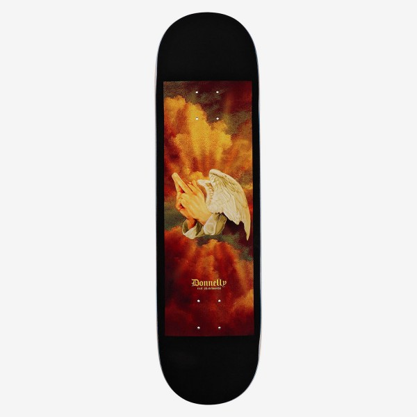 """Real Donnelly Praying Fingers Full Se 8.06"""" Deck 01"""