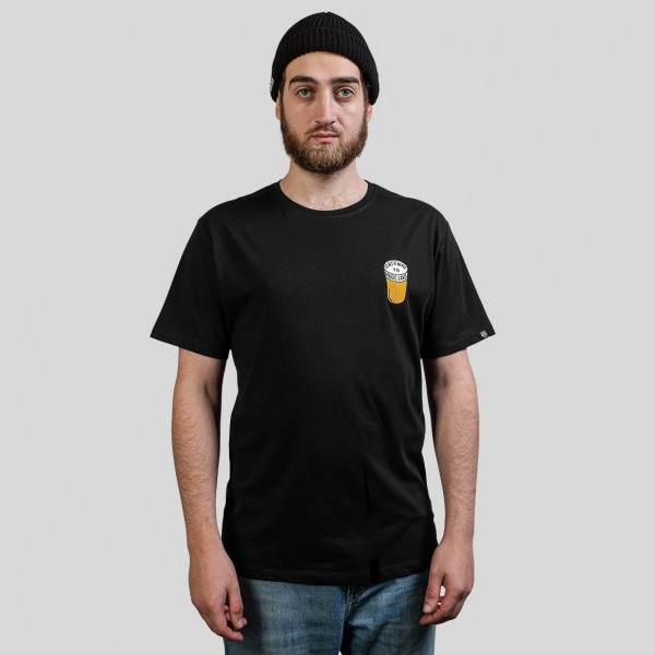 The Dudes MAGICLAND Tee Black