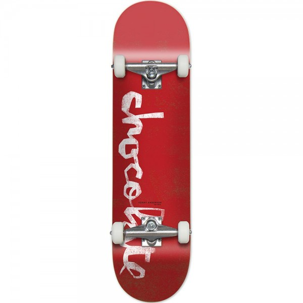 Chocolate Skateboards Anderson Chunk Complete Skateboard