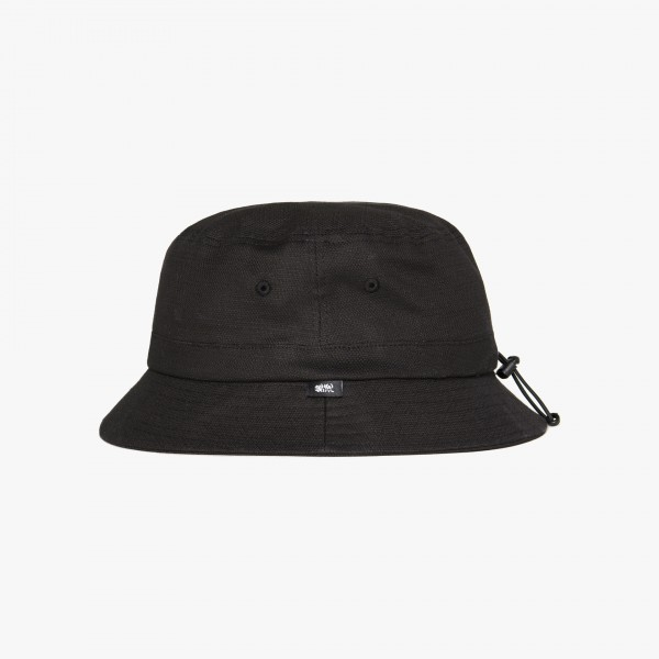 Victoria HK Dobby Buckle Hat Black