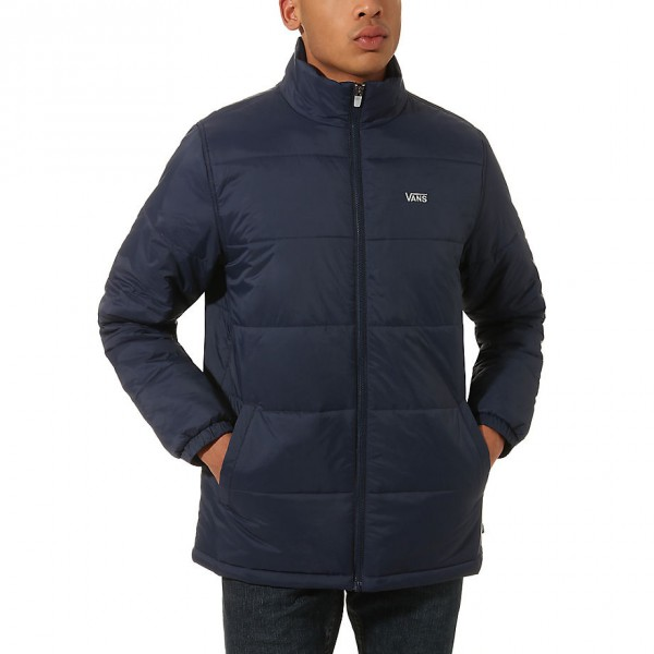 Vans Layton Jacket Dress Blue zupport