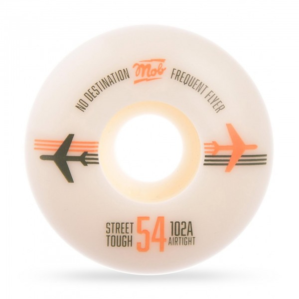 MOB Skateboards Fly Wheels 54mm 102A 01