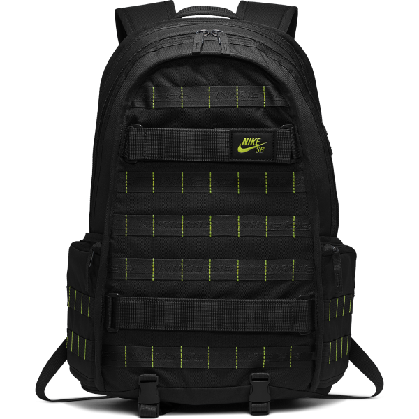 Nike SB RPM Skateboarding Backpack Black 02