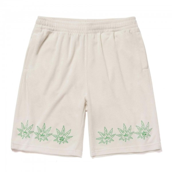 Huf-Green-Buddy-Terry-Cloth-Short-pt00192-Zupport