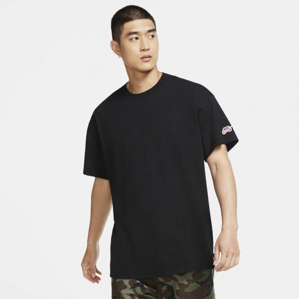 Nike Sb Essential Shirt Black