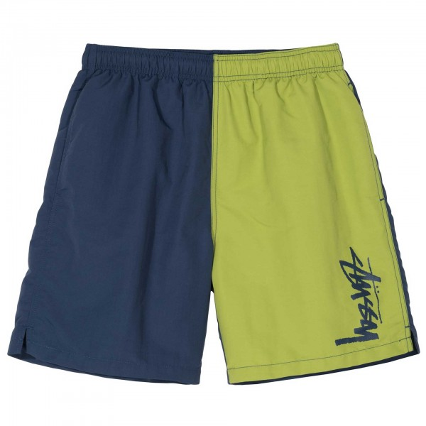Stüssy Panel Water Short Navy