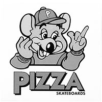Label Pizza Skateboards