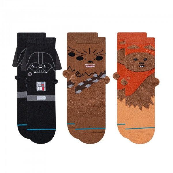 Stance 3D Pack Multi Star Wars 01