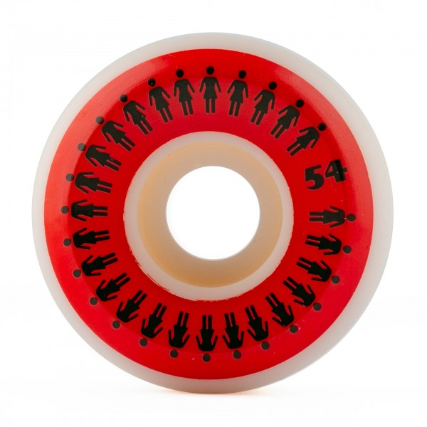 Girl-Repeater-Conical-99A-54mm-Red-10851