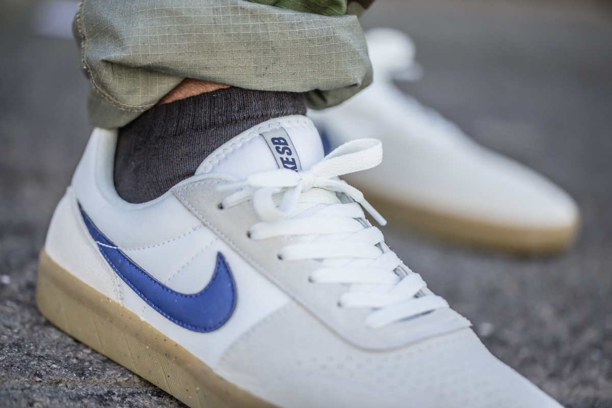 7ed45c90d42 NIKE SB Team Classic Summit White